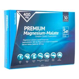 Prémium Magnézium-malát 400 mg szerves kötésű szelénnel 80 mcg - Napfényvitamin