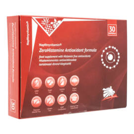 ZeroHistamine Antioxidáns formula (30db) - Napfényvitamin  -