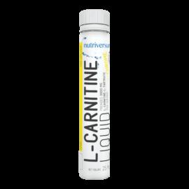 L-Carnitine 3 000 mg - 25 ml - FLOW - Nutriversum - citrom