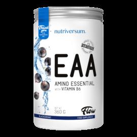 EAA - 360 g - FLOW - Nutriversum - feketeribizli - új és modern aminosavkészítmény