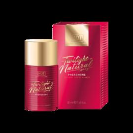 HOT Twilight Natural - feromon parfüm nőknek (50ml) - illatmentes - feromonnal feturbózva
