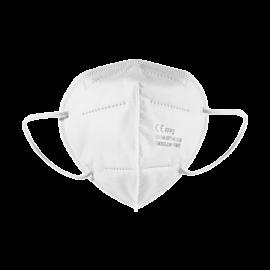 KN95 (FFP2-nek megfelelő) szelep nélküli maszk (1db) -