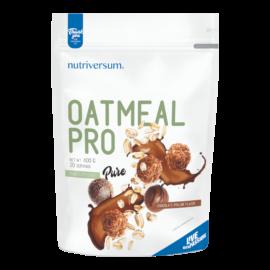 Oatmeal PRO - 600 g - PURE - Nutriversum - csokoládé-praliné