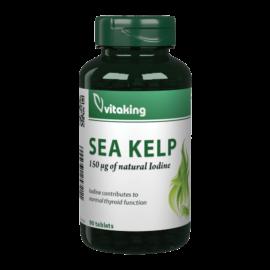 Sea Kelp Jód 100mg (150mcg) - 90 tabletta - Vitaking