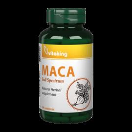 MACA 500mg - 60 kapszula - Vitaking