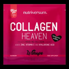 Collagen Heaven - 15 g - WSHAPE - Nutriversum - málna