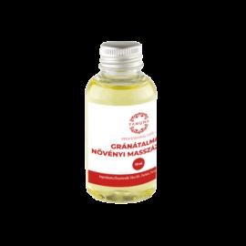 Gránátalmás növényi alapú masszázsolaj - 50ml