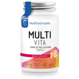Multi Vita - 60 tabletta - VITA - Nutriversum