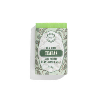 Teafás hidegen sajtolt szappan 110g