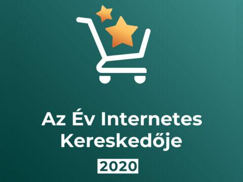 Az év internetes kereskedője verseny - szavazz és nyerj!