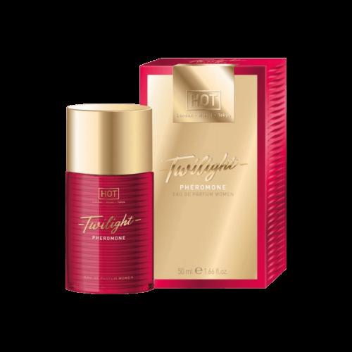 HOT Twilight - feromon parfüm nőknek (50ml) - illatos - feromonnal feturbózva