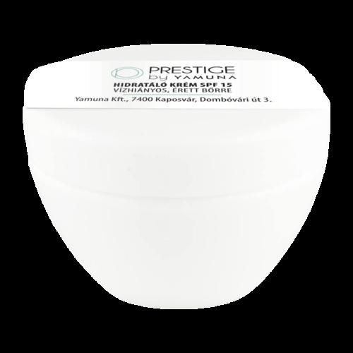 Hidratáló krém SPF15 vízhiányos, érett bőrre minta 5 ml -