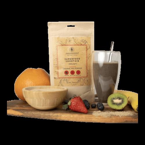 Pranagarden Superfood Smoothie Immunitás 150 g -