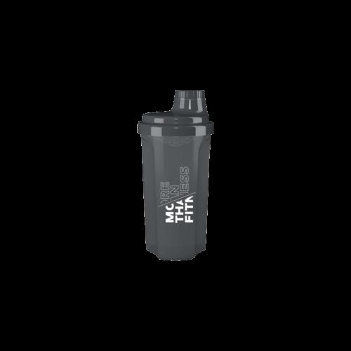 More than Fitness Shaker - 500 ml - DARK - Nutriversum -