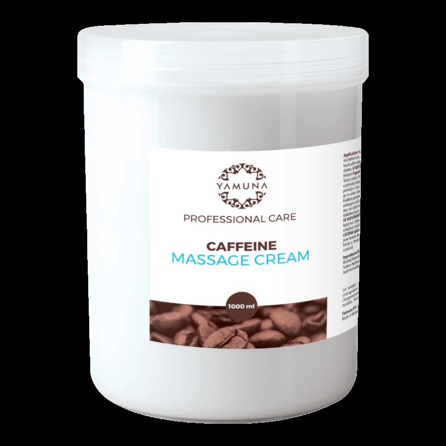 Koffeines masszázskrém - 1000ml