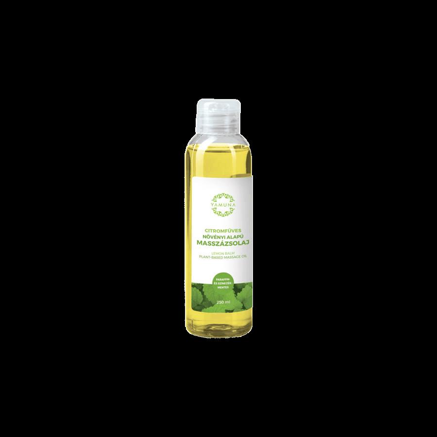 Citromfüves növényi alapú masszázsolaj - 250ml