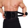 Kép 3/5 - Justfit Champion Belt - Real EMS (L méret) - otthoni elektromos izomstimulációs készülék