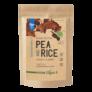 Kép 1/4 - Pea & Rice Vegan Protein - 500g - VEGAN - Nutriversum - csokoládé - 100% növényi fehérje