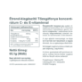 Kép 2/2 - Tőzeg-Áfonya +C+E 1680mg - 90 gélkapszula - Vitaking -