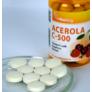 Kép 2/3 - C-500mg Acerola málnás- 40 rágótabletta - Vitaking -
